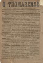 O thomarense semanario litterario, politico, agricola, commercial e noticioso