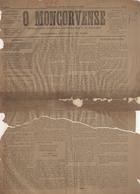 O moncorvense semanario politico, litterario e noticioso