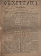 O regenerador folha politica, litteraria e noticiosa