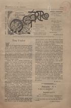 O gorro jornal dos alumnos do Lyceu de Coimbra