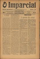 O imparcial: semanário independente
