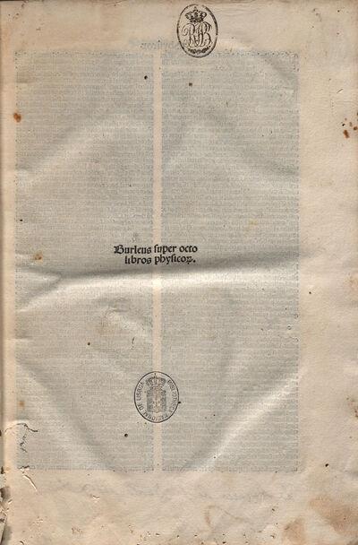 Expositio in Aristotelis Physica