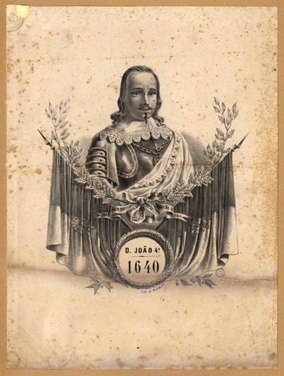 D. João 4º , 1640