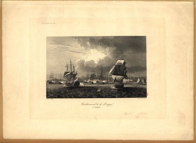 Combat naval de la Praya, 16 Avril 1781