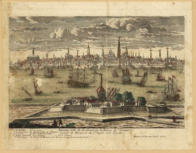 Anvers, ville du Brabant, sur la riviere de lªEscaut