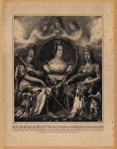 S.M.F. a Senhora D. Maria II, Rainha de Portugal, dos Algarves, e Conquistas...