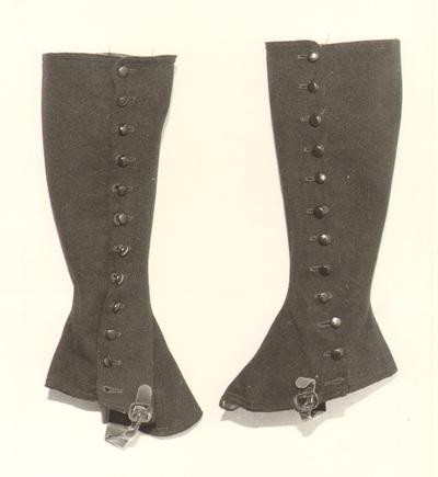 Women's spats