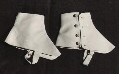 Men's spats