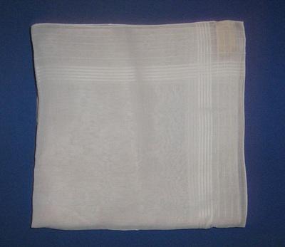 Handkerchief; worn by Djordje Roš from Belgrade