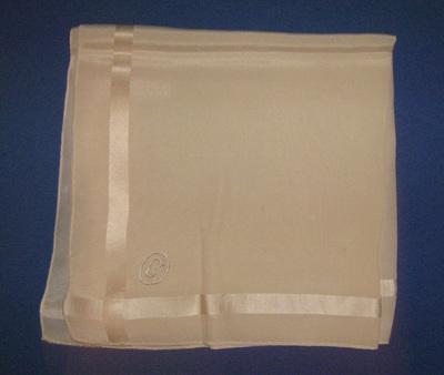 Handkerchief; belonged to the Roš family from Belgrade