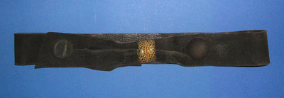 Belt; worn by Vera Vasić from Belgrade