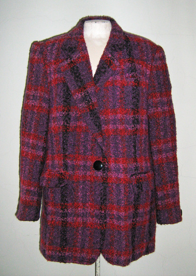 Jacket from the collection