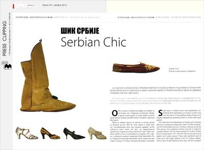 Serbian Chic