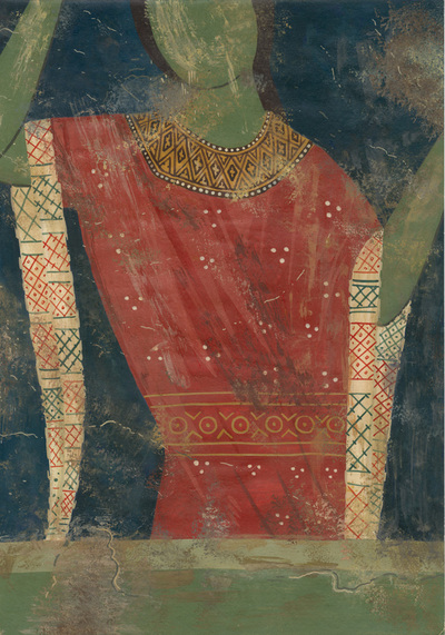 Costume of Salome, diaconicon