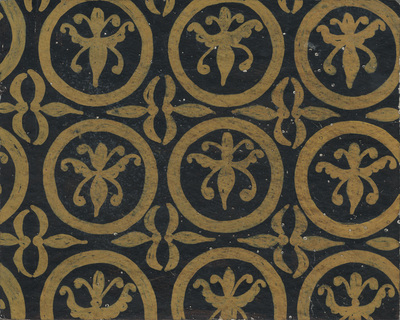 Ornament from the textile