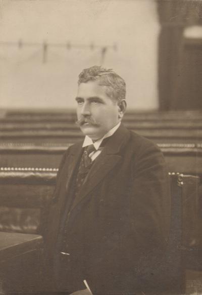 Portrait of David Simić
