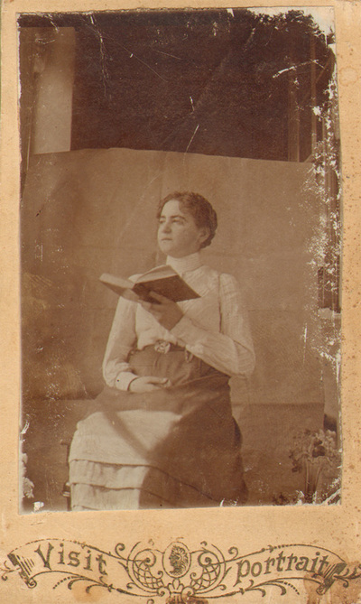Portrait of Danica Simić