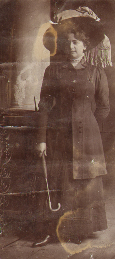 Portrait of Danica Simić