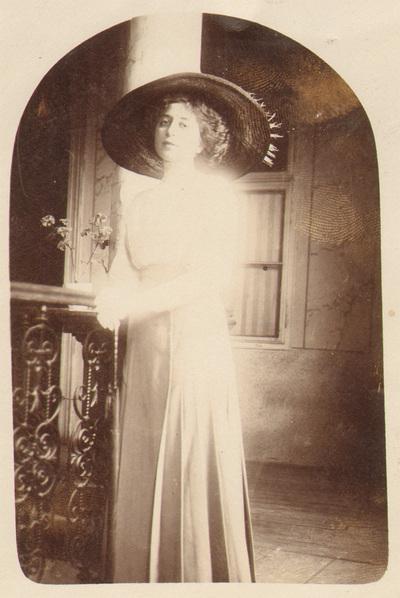 Portrait of Milica Simić