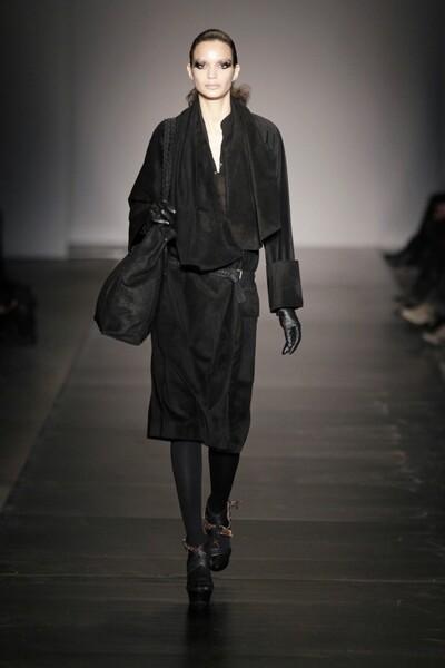 Individuals by Amfi, Autumn-Winter 2011, Womenswear