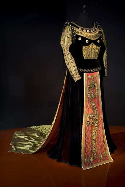 Stage costume  for Medea