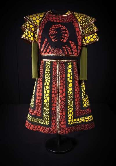 Stage costume  for Filippo di Hohenstaufen per Agnese di Hohenstaufen