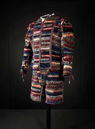 Stage costume  for Borghese per La bisbetica domata