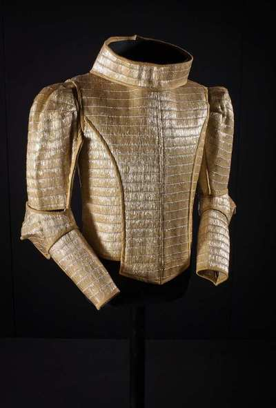 Stage costume  for Guerriero per Macbeth