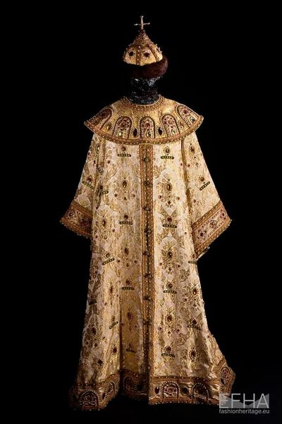 Stage costume  for Boris Godunov