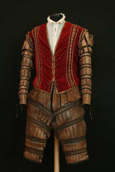 Stage costume  for Otello