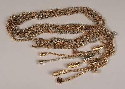 Cintura bijoux.