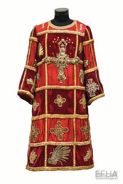 Georgian priestly cloth