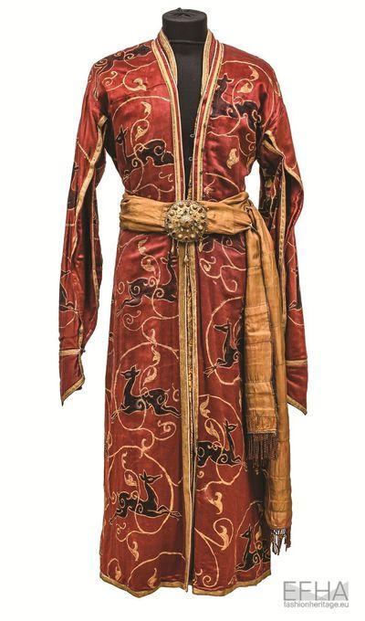 Dress of a Georgian Prince