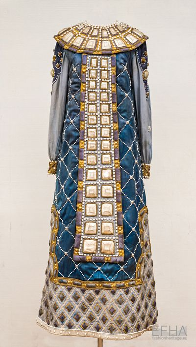 Ceremonial Robe of a Georgian King(woman) Tamar