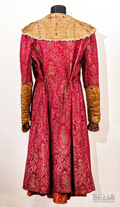 Attire of Georgian King Luarsab.