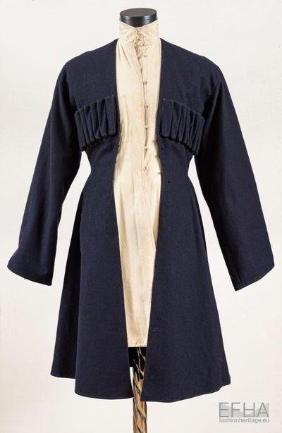 Georgian traditional dress Chokha of Davit Javrishvili (1894-1971).