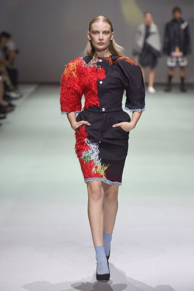 ITS 2014 Fashion Special PrizeWinner
