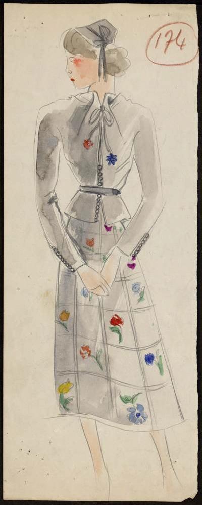 Modèles de robes