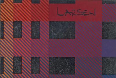 Jack Lenor Larsen : 30 ans de création textile. 24 septembre-28 décembre 1981