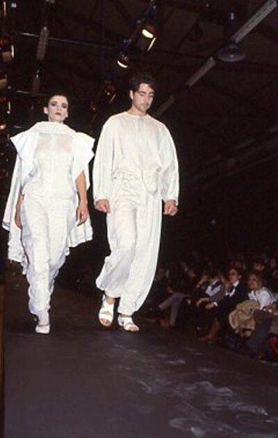Pitti Trend 7, 1988 - Sarteco Empoli