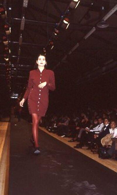 Pitti Trend 7, 1988 - Centro di Formazione Professionale G. Patacini Modena