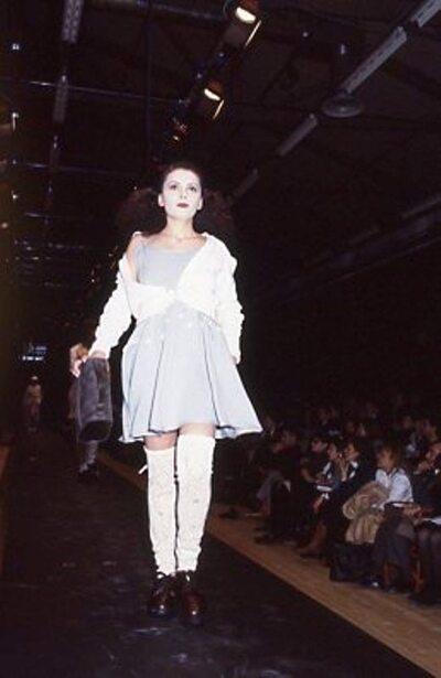 Pitti Trend 7, 1988 - Anello Firenze