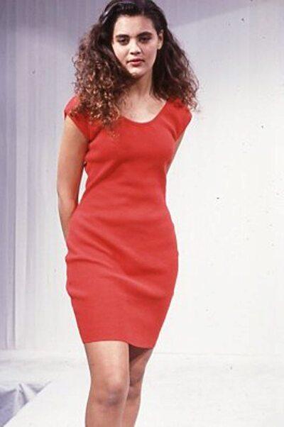 Pitti Trend 7, 1988 - Laura Coss