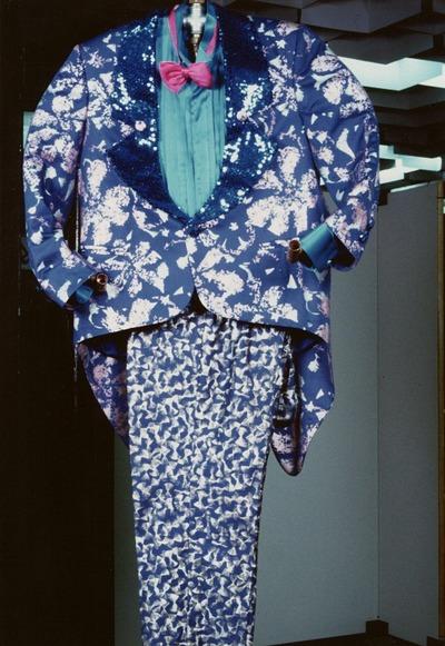 Pitti Trend 8, 1988 - Neriteatromoda