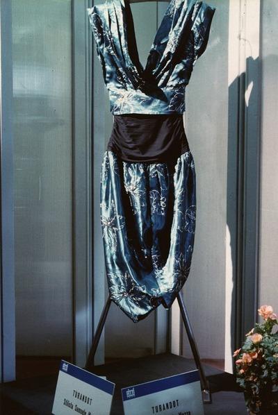 Pitti Trend 8, 1988 - Turandot
