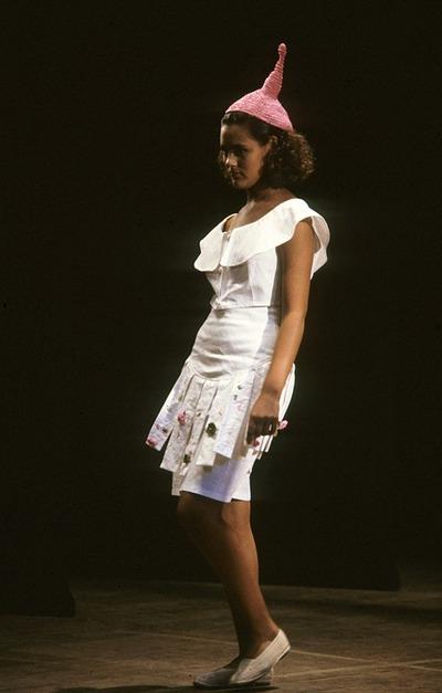 Pitti Trend 8, 1988 - Area