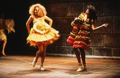 Pitti Trend 8, 1988 - Dance Mode