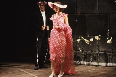 Pitti Trend 8, 1988 - Sarteco
