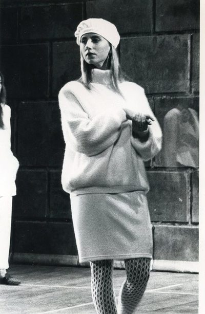 Pitti Trend 8, 1988 - Pasqualin e Scala Firenze