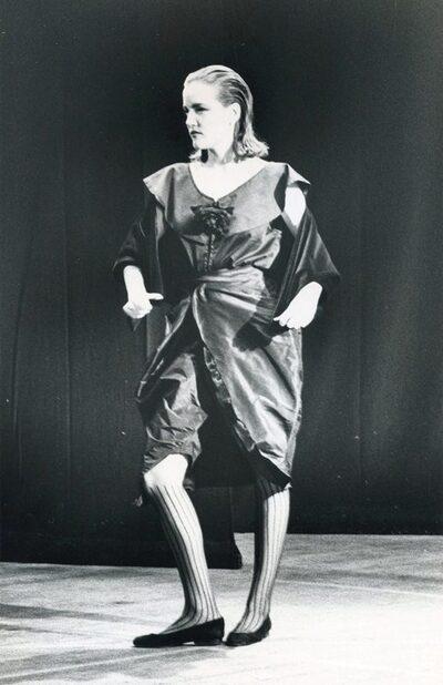Pitti Trend 8, 1988 - Giovanni Masia